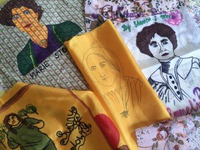 Women of Manchester textiles exhibition