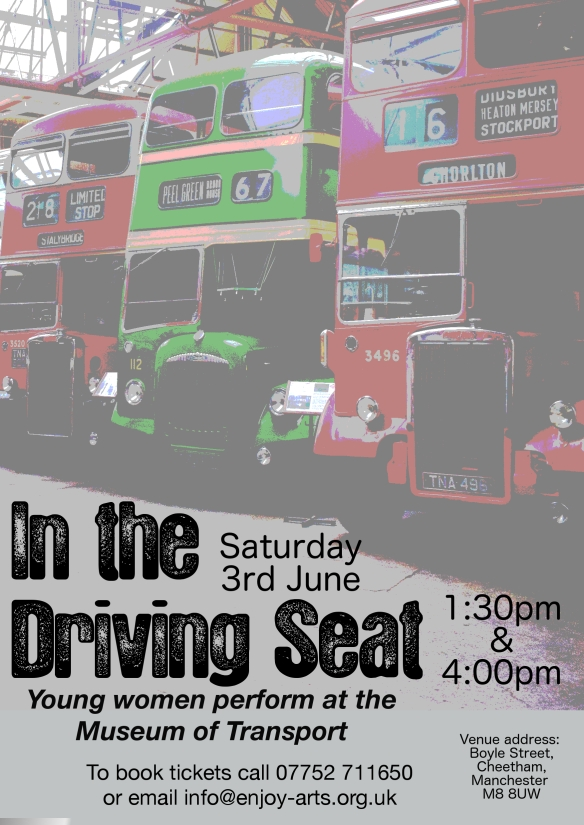 In the Driving Seat Flyer