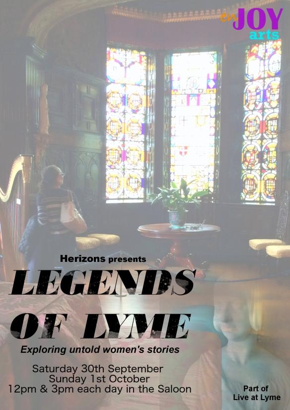 Legends of Lyme updated flyer