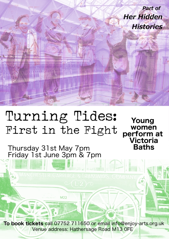 Turning Tides Flyer